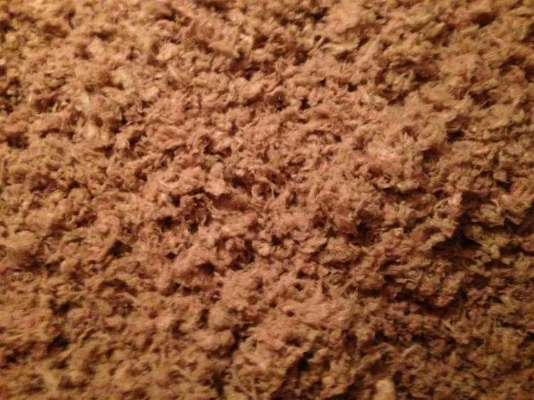soufflage de laine de roche